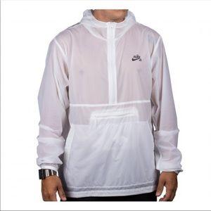 "Nike SB Anorak Jacket ""White"""
